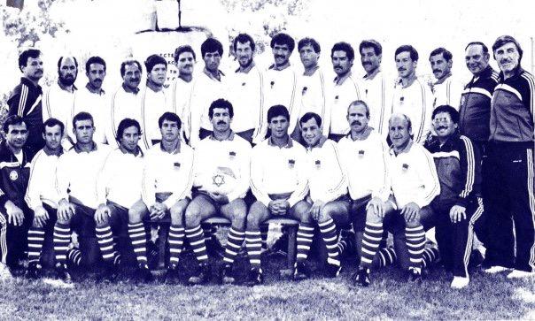 1985 Maccabiah Rugby Team