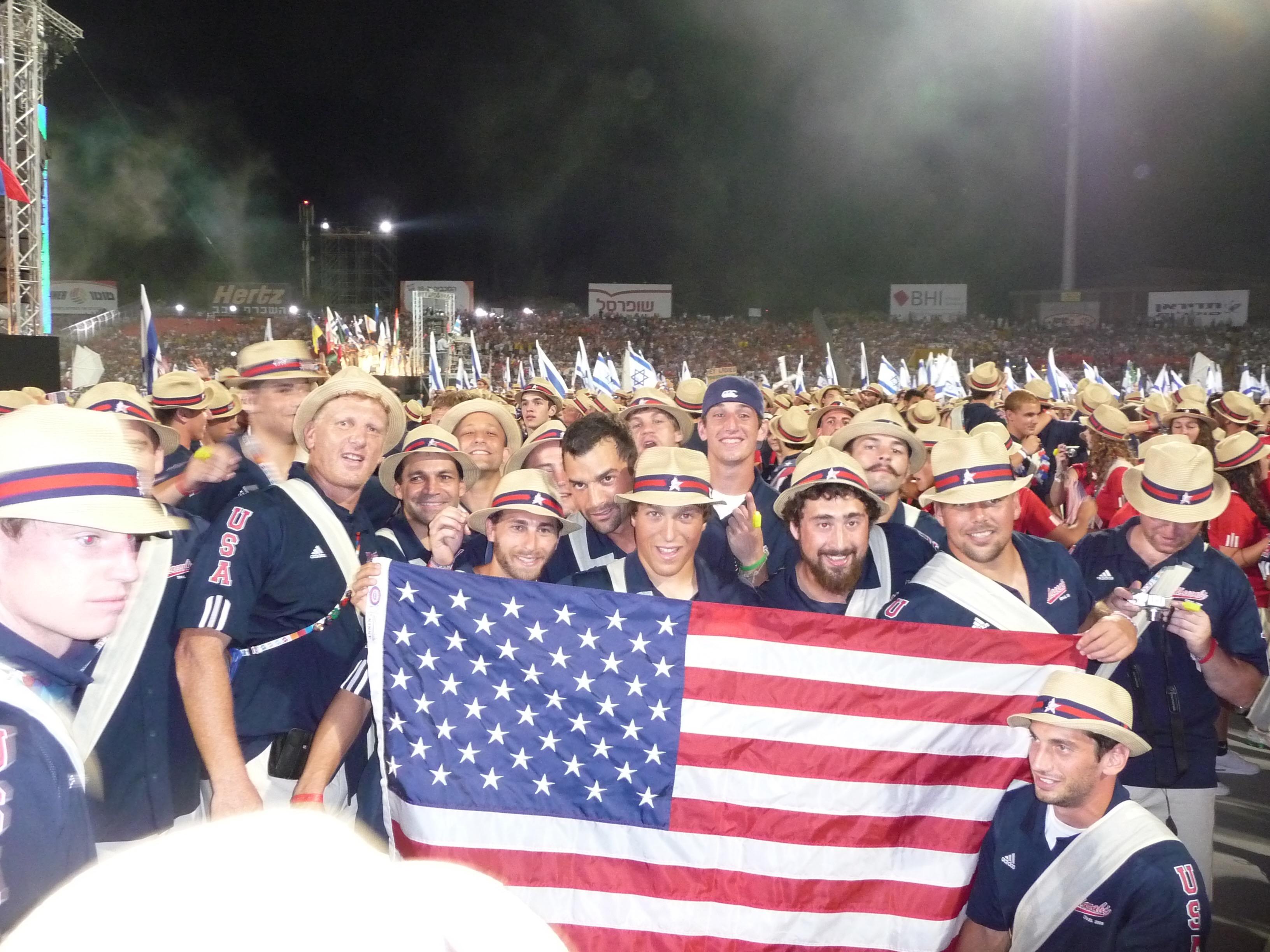 USA Maccabiah Rugby