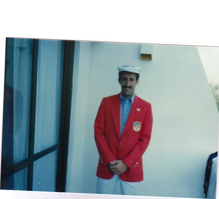 1985 Opening Ceremony